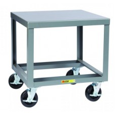 Little Giant MTH2830-6PHBK30 Fixed Height Mobile Machine Table
