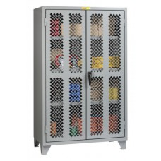 Little Giant SSLP4-A-2460 High Visibility Storage Cabinet