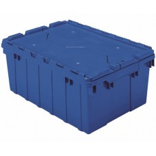 Akro-Mils 39085 Attached Lid Container