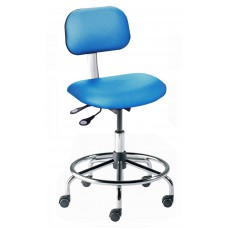 Free Shipping Biofit Bridgeport BTS-L-RC-1000 Ergonomic Cleanroom Chairs