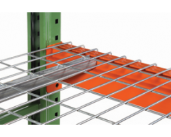 Husky 48x144x120x4062-2AW Pallet Rack Add-on - Wire Decking