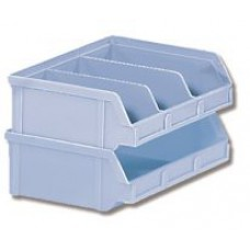 LEWISbins PB22-X Small Part Blue Bin - 12 per Carton