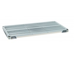 Metro 5AX317GX3 MetroMax 5-Shelf Open Grid Polymer Shelving Unit