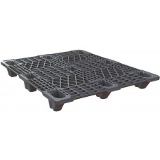 In Stock One-way Nestable Plastic Pallets