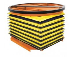 Presto Lifts Self-Leveling P3-AA Pallet Positioner