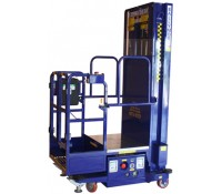 Ballymore Order Picker Maintenance Lift