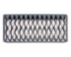 Ballymore CL-8-28G Cantilevered Ladder | Serrated Grating Treads | 28 Inch Overhang
