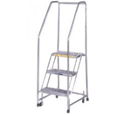 Ballymore A2S-R Aluminum Solid Ribbed Tread Ladder