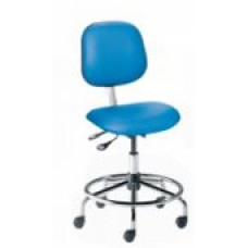 Free Shipping Biofit Belize BES-L-RC-1000 Ergonomic Cleanroom Chair
