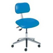 "Free Shipping Biofit ETW-H-RC Eton Ergonomic Chair, 28.7"" Diameter High Profile Wide Aluminum Base"