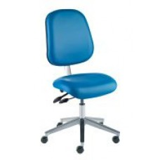 Free Shipping Biofit HCW-H-RC-1000-VF Vacuum Formed Ergonomic Cleanroom Chair