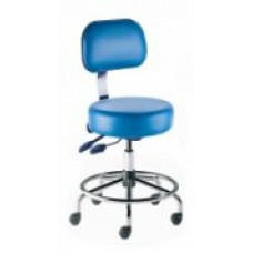 Free Shipping Biofit Regent RTS-L-RC-VF Vacuum Formed Ergonomic Lab Chair