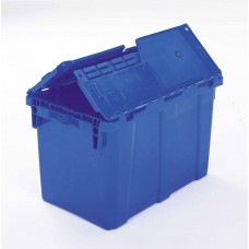 LEWISbins FP151 FliPak Attached Lid Container
