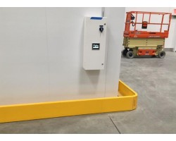 Handle It CG-4 Floor Mounted Steel Barriers
