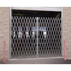 Illinois Engineered PFG875 Pair Folding Security Gates