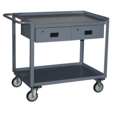 Jamco 2-Shelf SR336-T5 Industrial Service Cart