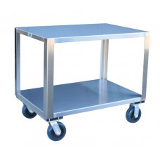 Jamco YM236-U6 Stainless Steel 2-Shelf Transfer Table