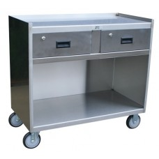 Jamco YK136-U5 Stainless Steel Cart