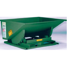 Jesco 212299 Low Profile Self-Dumping Hopper