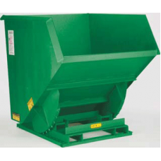 Jesco Husky 211301 Self-Dumping Hopper