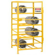 Little Giant Industrial Gas Cylinder Cage - GSC-3648-70