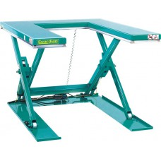 Lift Products LPBLE-20-1 Guardian Low Profile E-Lift Scissors Lift Table