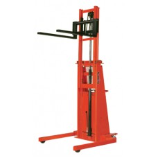 Presto Lifts B874-1500 Fixed Mast Battery Powered Stacker