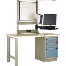 Rousseau Metal LC3003C Quality Control Workstation