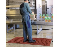 Wearwell Grade Food Production Mat - Model 482-12-30-60TC