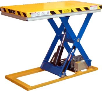 Lift Products G-Series Lift Tables