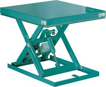 Lift Products Guardian Series Lift Table