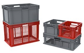 mesh side containers