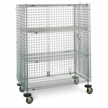 security cart, metro security, eagle group security