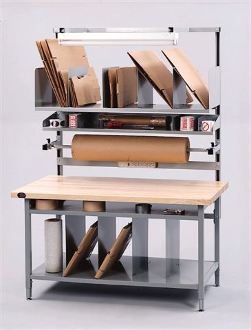 packaging bench