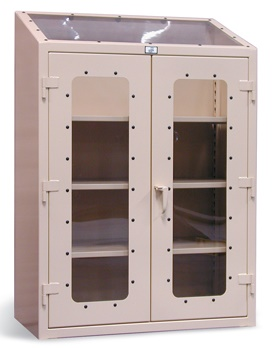 Strong Hold Skylight View Cabinet