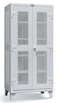 strong hold ventilated cabinet
